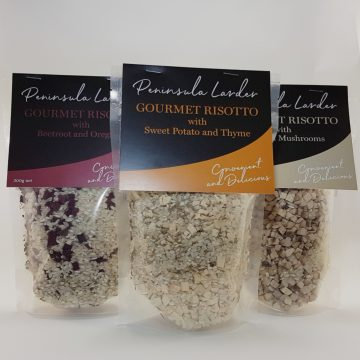 Peninsula Larders Gourmet Risotto Range