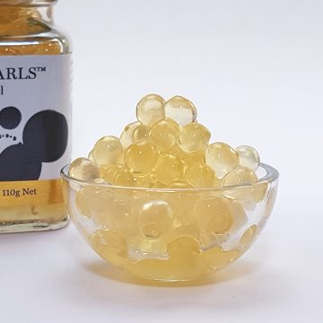 Peninsula Larders Flavour Pearls Salted Caramel